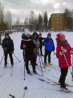 Лыжная прогулка «Мы за ЗОЖ»