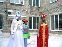 «Русские народные игры на свежем воздухе»