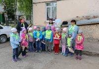 Пятая ежегодная акция «Спаси дерево!» состоялась в Мирном 1 июня