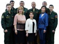 18 июня  военная  прокуратура гарнизона Мирный отметила 60-летнюю годовщину с даты ее образования.