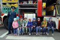 В Мирном продолжаются тренировки по эвакуации