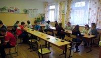 3 октября в Мирном состоялись городские соревнования по шашкам среди школьников