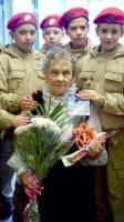 С любовью в сердце мы поздравляем ветеранов