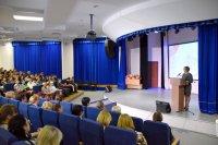 Областной съезд в столице Поморья
