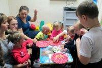 «Мы вместе!», или «Радуга» и детский сад «Белоснежка» - большая семья