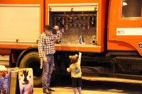 Новогоднее спасение Фунтика в пожарной части