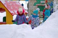 Нескучная зима в «Солнышке»