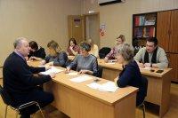 Аппарат городского Совета депутатов Мирного
