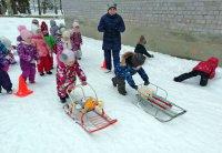 Малые Олимпийские игры в «Чебурашке»
