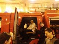 Пусть пламя из искры не возгорится или несколько дней из жизни юных пожарных