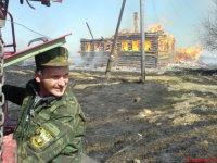С 1 мая в Архангельской области введён особый противопожарный режим