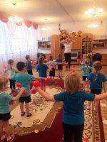 С детства прививают любовь к физкультуре