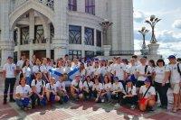 Школьники из Мирного посетили WorldSkills