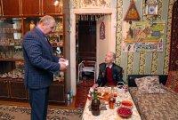 Наша третья история – о жителе Мирного, труженике тыла Игнатии Александровиче Аникиеве.