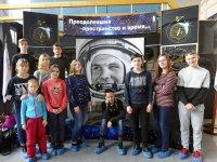 В космическое путешествие на поезде «Архангельск - Москва»