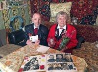 Медали «75 лет Победы в Великой Отечественной войне» - ветеранам Мирного