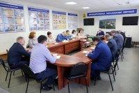 11 марта в городской администрации состоялось заседание Совета по противодействию коррупции в городском округе Архангельской области «Мирный»