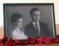 Супруги Пелевины отметили изумрудную свадьбу!