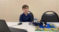 Юные создатели роботов