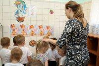 С 6 апреля детские сады в Мирном работают в режиме дежурных групп