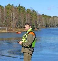 Спасатели провели учебные занятия на воде