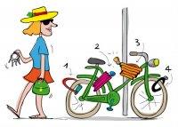 ПАМЯТКА по профилактике краж велосипедов