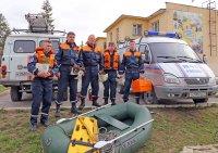 Они – спасатели, и это звучит гордо!