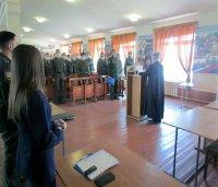 В отношении военнослужащего по призыву вынесен приговор за нарушение уставных правил взаимоотношений