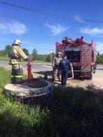 Пожарная безопасность объектов города под контролем