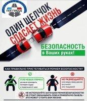 Госавтоинспекция ОМВД России по ЗАТО Мирный напоминает о правилах перевозки в транспортных средствах