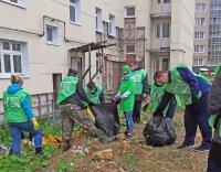 В Мирном эковолонтеры продолжают поддерживать губернаторский проект «Чистый регион»