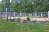 Спорт - во дворы