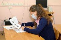 Жители Мирного написали «Диктант Победы» вместе со всей страной
