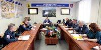 Мирный присоединился к Всероссийской штабной тренировке по гражданской обороне