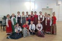 Приглашаем детей на отделение музыкального фольклора