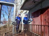Компания «Газпром газораспределение Архангельск» проводит месячник по безопасному использованию газа