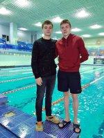 Миряне на Чемпионате Архангельской области по плаванию завоевали пять медалей!
