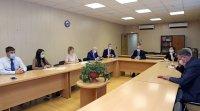 Общественная комиссия обсудила работы по проекту «Комфортная городская среда»