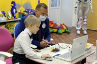 «Робоквантум» и «Аэроквантум» - новые возможности для детей