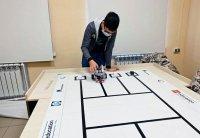 «Тёмные тамплиеры» - призёры дистанционного турнира по робототехнике