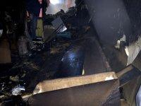 Неосторожное обращение с огнём при курении привело к гибели
