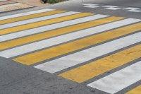Госавтоинспекция напоминает водителям правила проезда пешеходных переходов