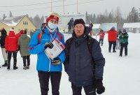 Лыжная история