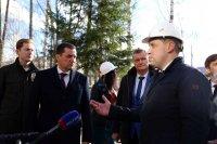 Александр Цыбульский: «Вернуть детскую поликлинику Мирному – важная задача»