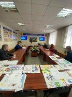 Заседание координационного совета по охране труда при администрации Мирного
