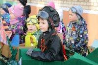 Праздничный парад в детском саду