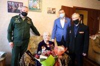 С Днем Победы, дорогая Валентина Гавриловна!