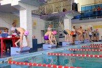 Определены победители и призеры первенства спортивной школы по плаванию
