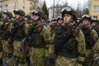 Военная служба по контракту – почётна и перспективна