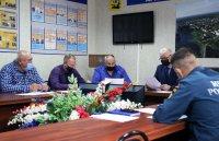 Подготовку к зиме и безопасность людей обсудили участники заседания КЧС